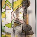 Stained Glass - Pastel - DIY Decorative Privacy Window Film